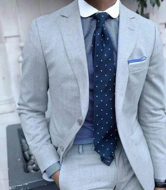 Image result for John Varvatos Star USA Silk 'Squared Dot' Tie, Blue