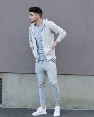How to Wear Grey Sweatpants For Men (141 looks \u0026 outfits