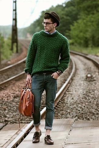 Jersey de ochos verde de Roberto Collina