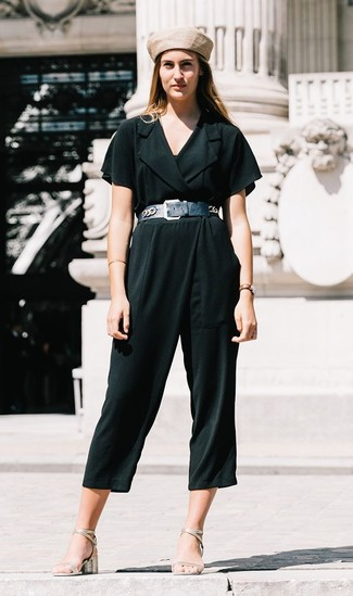 An outfit like this is just what you need to get sartorially inspired this summer season.