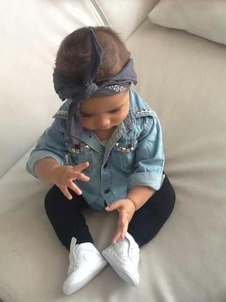 Infant Scholar Ez Sneaker