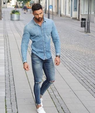 Iggy Skinny Fit Jeans