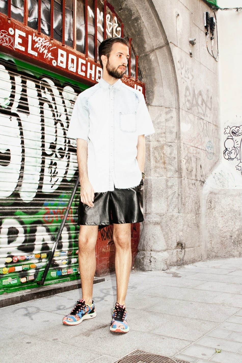 Stylish shoes to wear with shorts