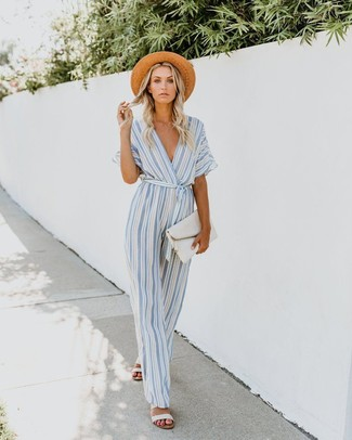 ee68c26c22 How to Wear an Aquamarine Jumpsuit (12 looks   outfits)