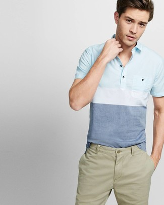 Which Polo To Wear With Tan Shorts   Men's Fashion
