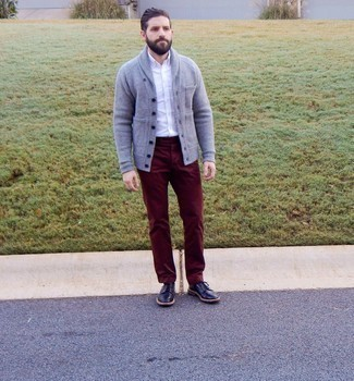 P55 Whitfield Relaxed Fit Chino