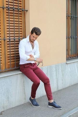 Gart Dyed Chino Pant