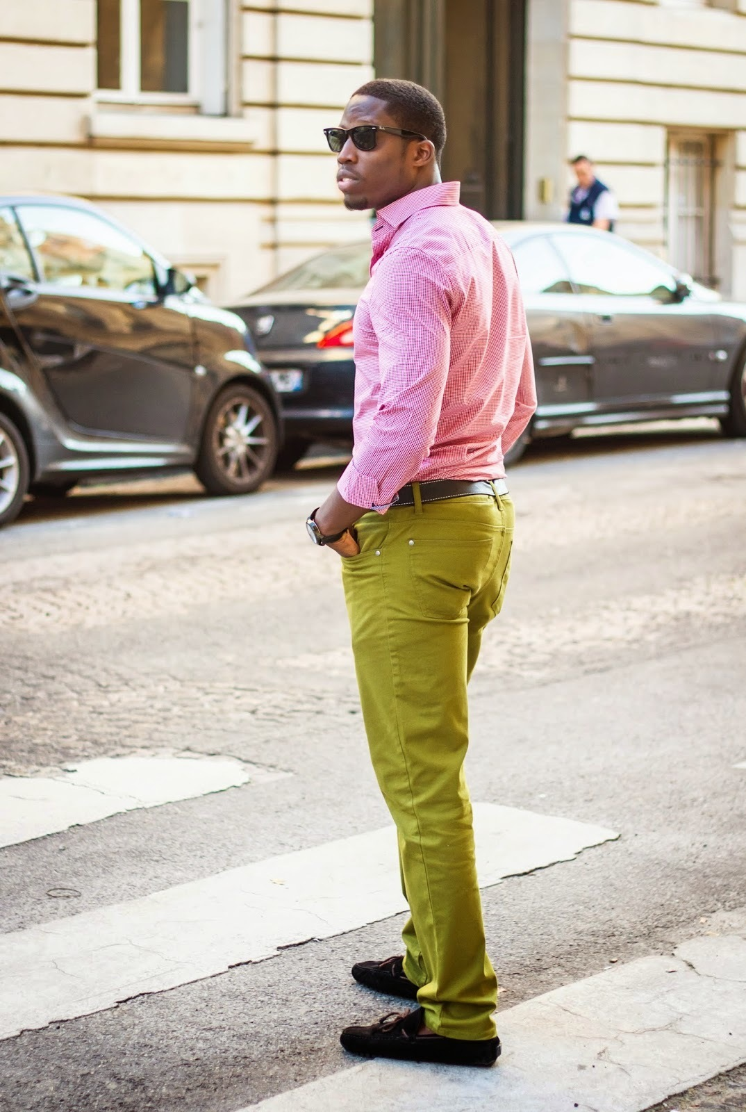How to Wear a Pink Long Sleeve Shirt (73 looks) | Men's Fashion