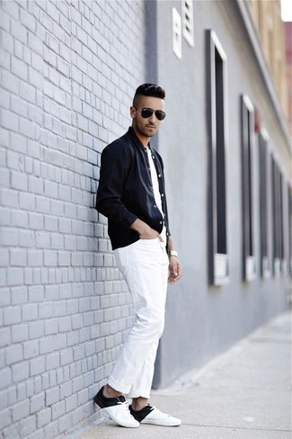 Shoreditch White Skinny Fit Jeans