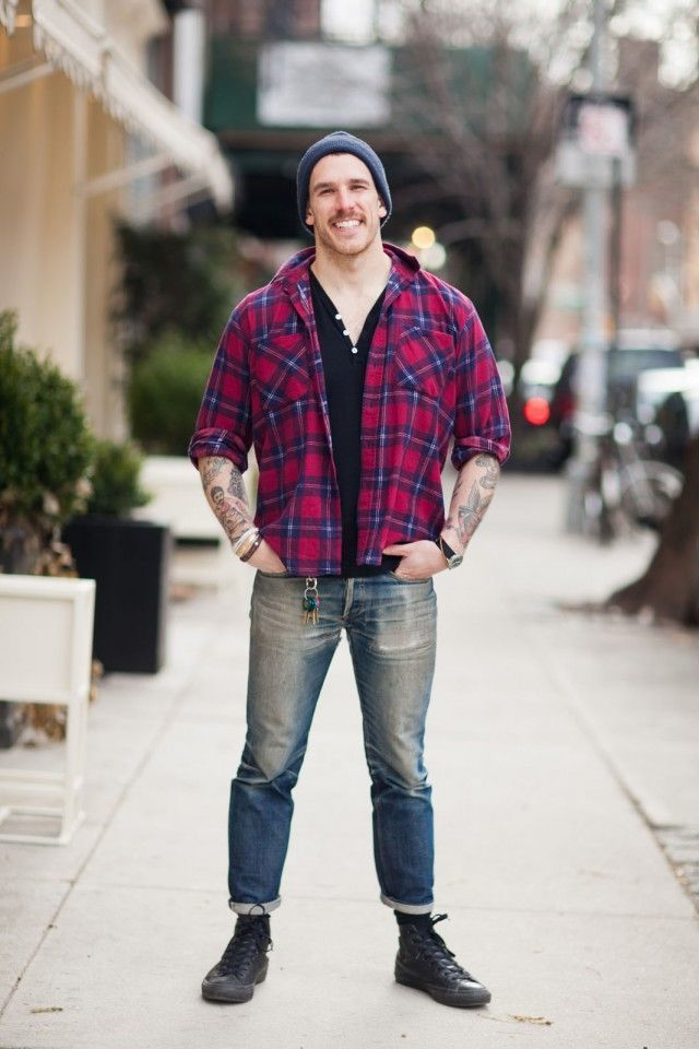 Which Henley Shirt To Wear With Blue Jeans   Men's Fashion