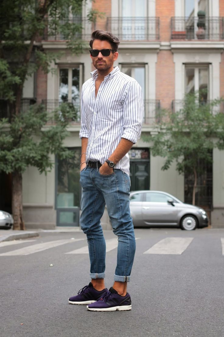 Which Jeans To Wear With Athletic Shoes | Men&39s Fashion