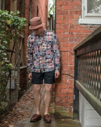 Denim Supply Vintage Plaid Ward Shirt