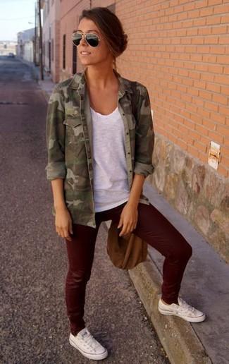 Studded Military Jacket