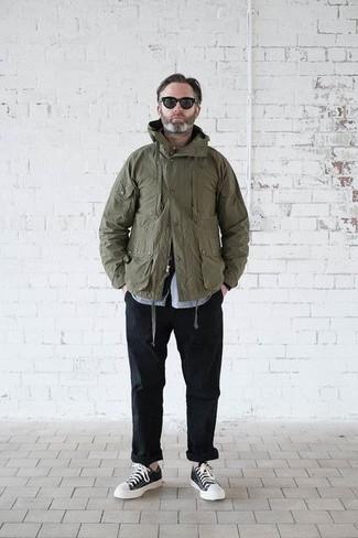 Ed Harrington Jacket