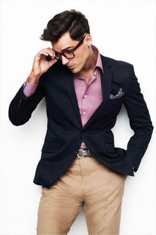 Blazer Jacket And Khaki
