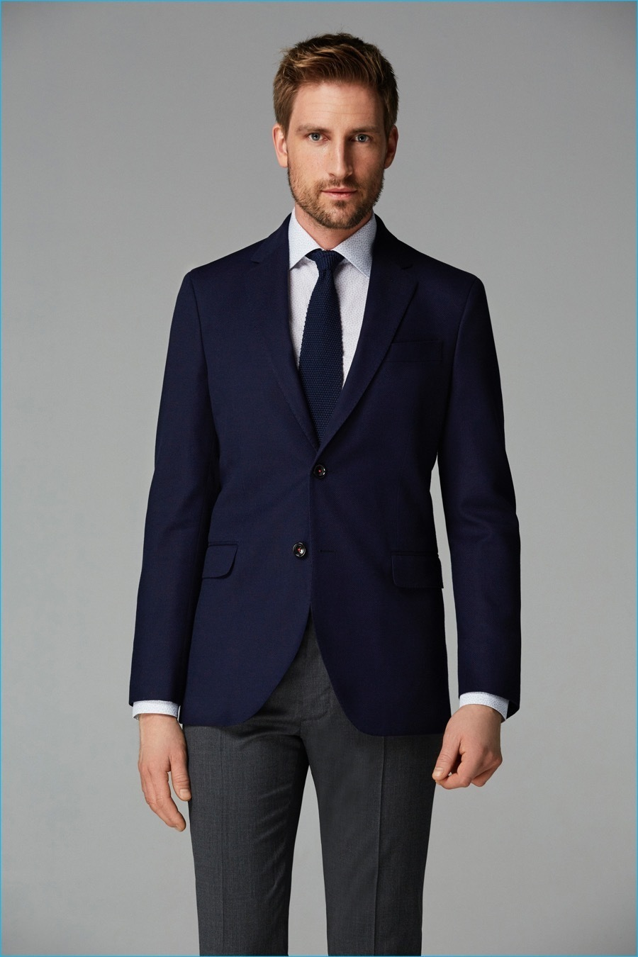 In short, the best blue blazer is Officine Générale's Jacket. It's like a Swiss army knife for your closet, elevating weekend threads into office-worthy looks and serving as .