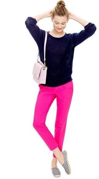 Pink Joan Camera Bag