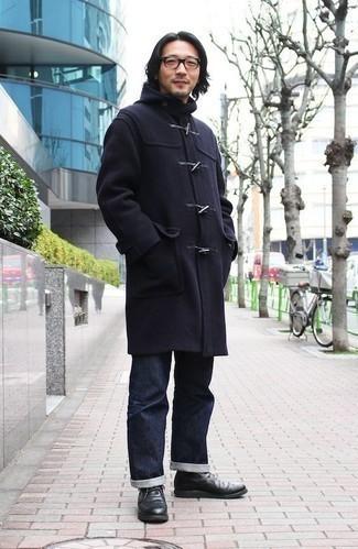 Dior Homme Duffle Coat