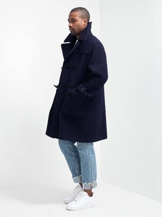 Pratt Bareket Duffle Coat