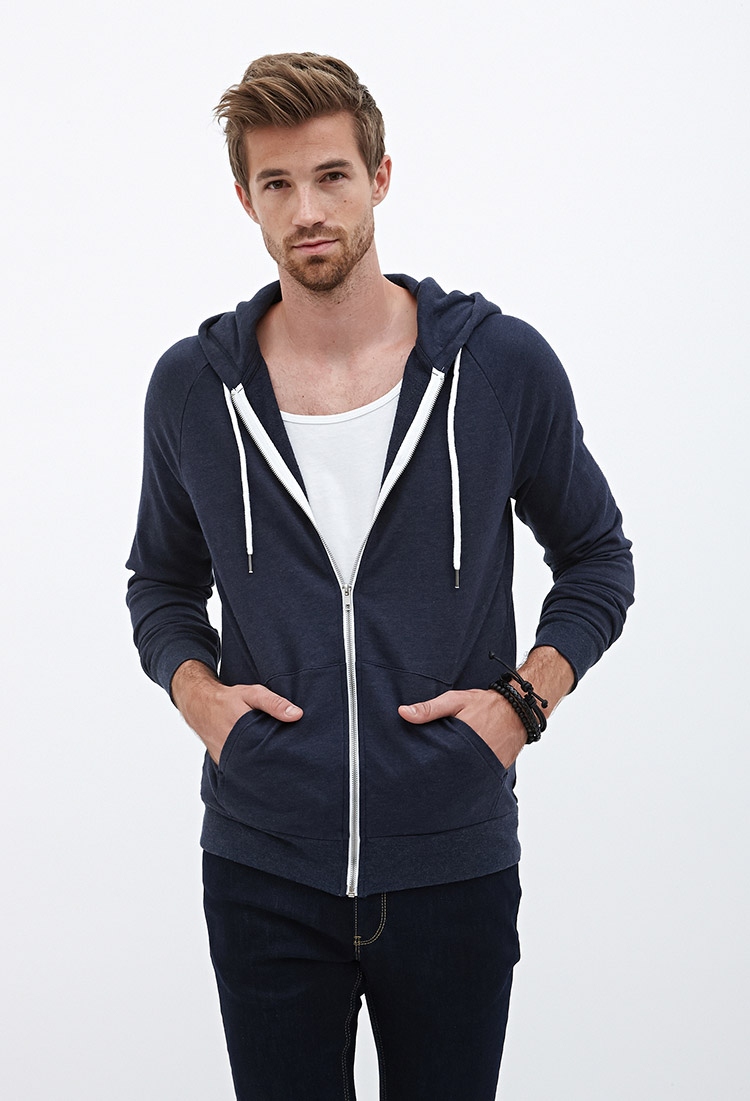 Black t shirt navy jeans - A Dark Blue Hoodie And Black Jeans Is A Wonderful Combo To Add To Your Casual