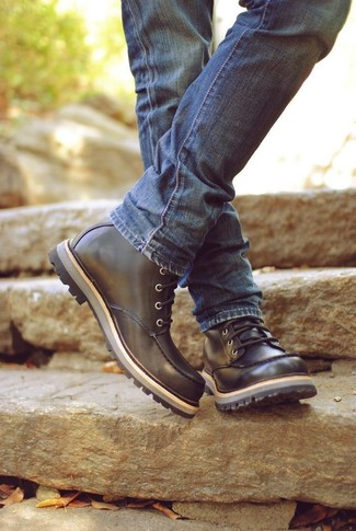 Brooklyn Waterproof Plain Toe Boot