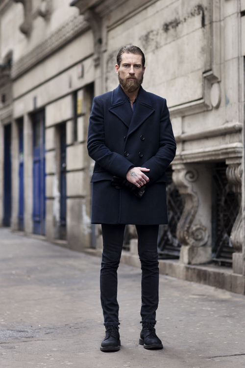 Which Boots To Wear With a Pea Coat | Men's Fashion