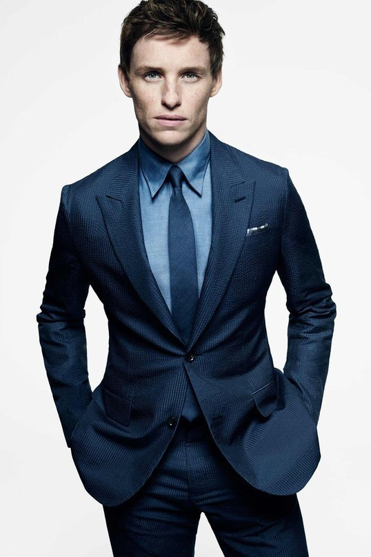How To Wear a Navy Suit With a Blue Dress Shirt | Men's Fashion