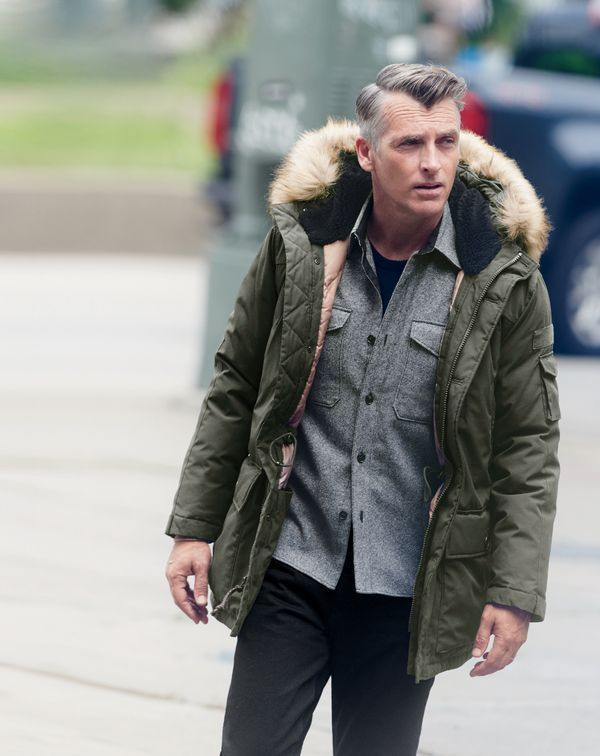 How to Wear a Dark Green Parka (47 looks) | Men's Fashion