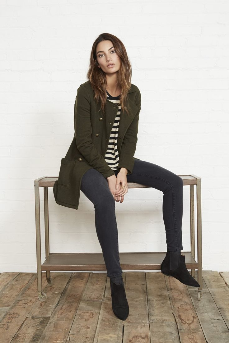 6e4c02d747 Grey Skinny Jeans Ladies Outfit