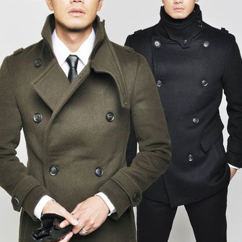 Army black dress coat