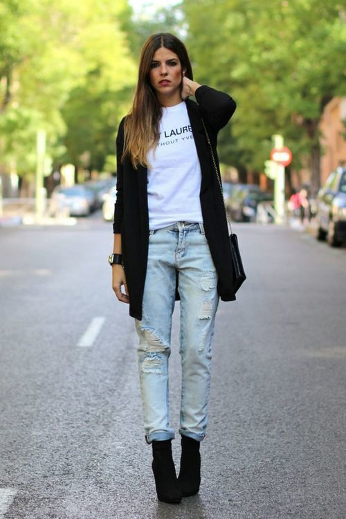 Unique Light Blue Jeans Outfit On Pinterest  Light Blue Casual Dress Light