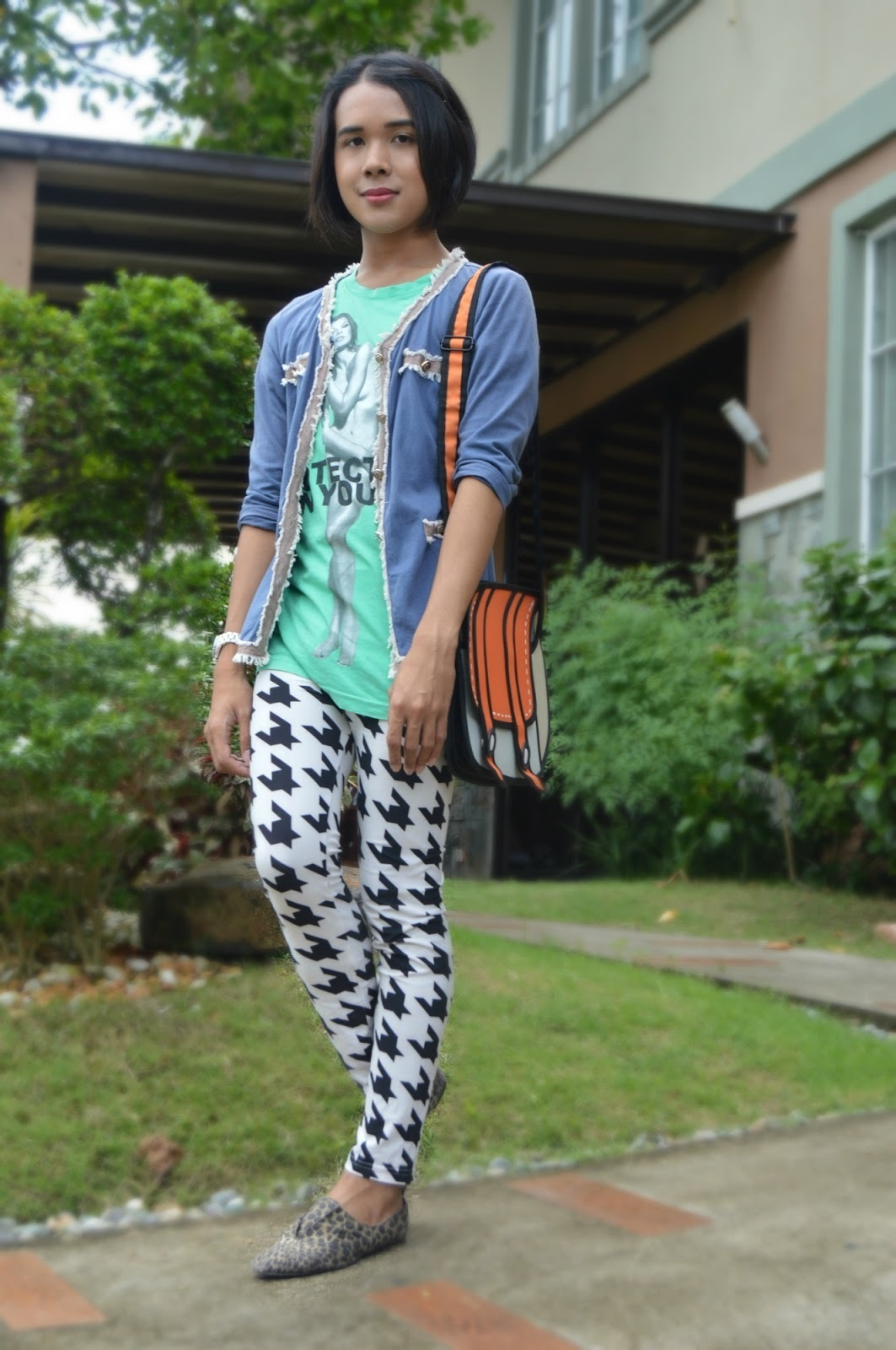 How to Wear White and Black Leggings (6 looks)   Women's Fashion