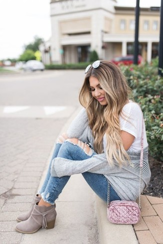 Flawless The Charlie High Waist Ankle Skinny Jeans