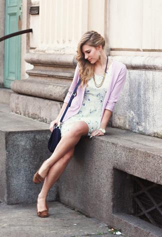 Dorothy Perkins Closet Pale Blue Floral Skater Dress 6727d16fe