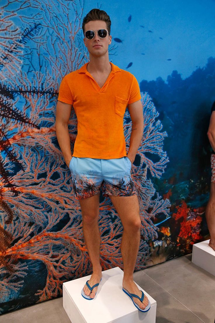 Which Polo To Wear With Light Blue Shorts | Men's Fashion
