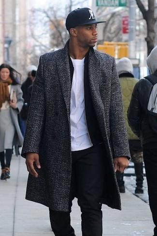 Fit Wool Overcoat