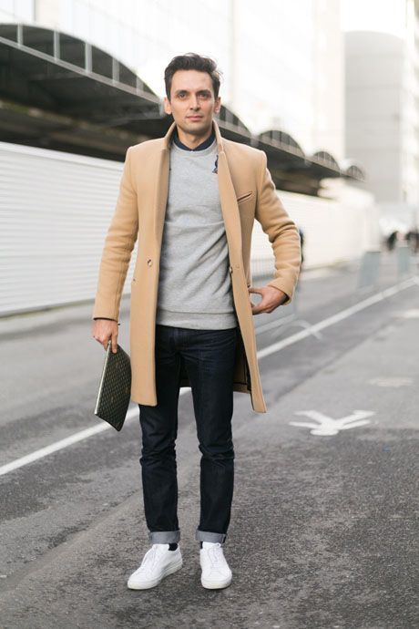 How to Wear a Camel Overcoat (150 looks) | Men's Fashion