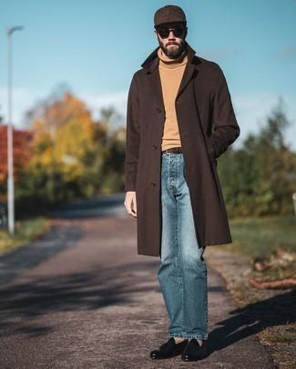Arscott Tassel Leather Loafers