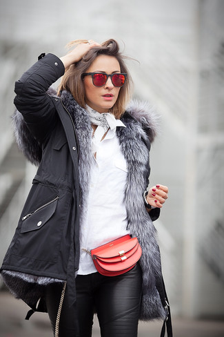 Gafas de sol rojas de Versace