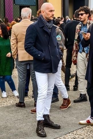 Protege White Jeans
