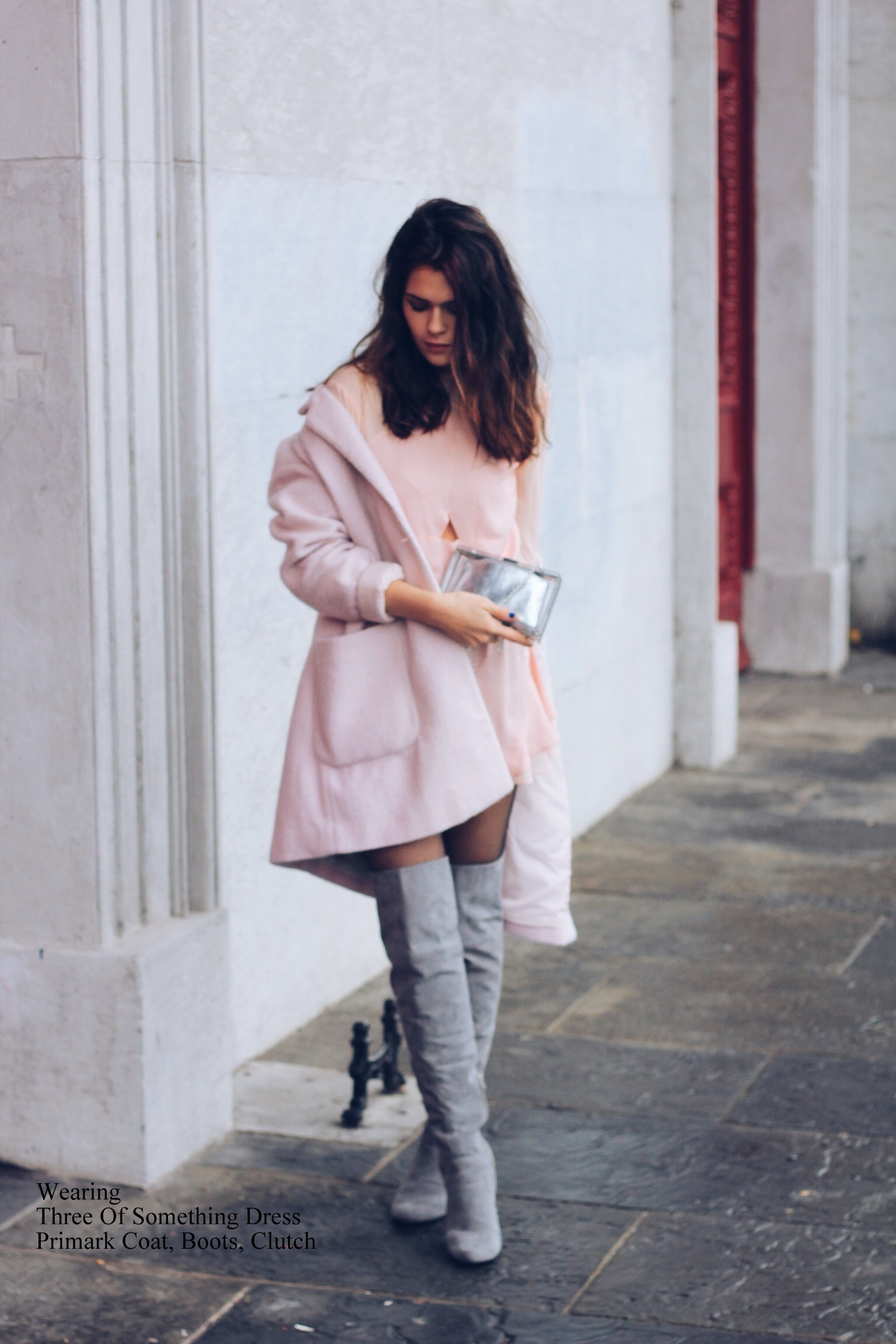 How to Wear Charcoal Suede Over The Knee Boots (41 looks ...