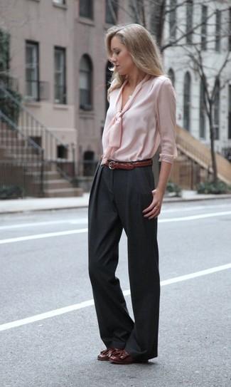 Inspiral Silk Blouse