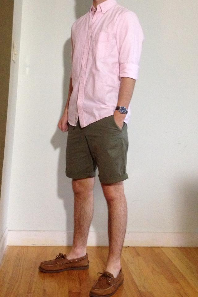 How to Wear Dark Green Shorts (45 looks) | Men's Fashion