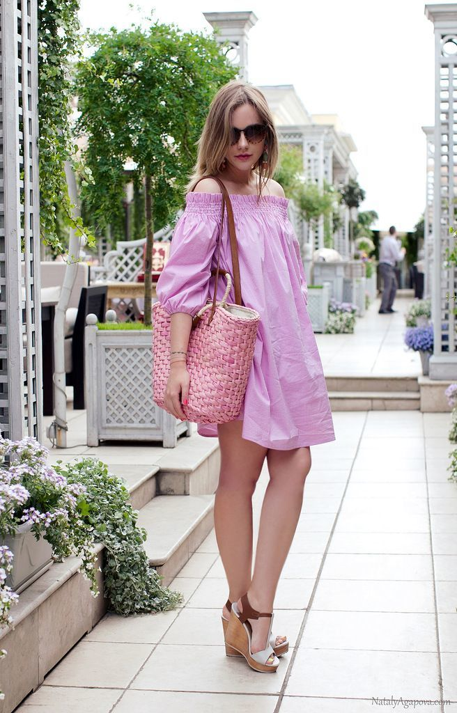 Kleid summer chic