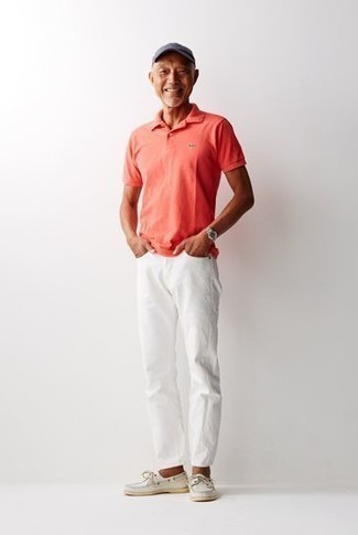 Steadman White Slim Fit Jeans