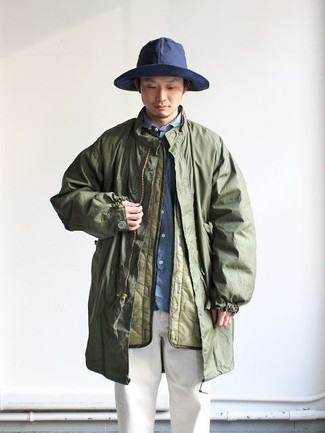 Carson Water Repellent Car Coat