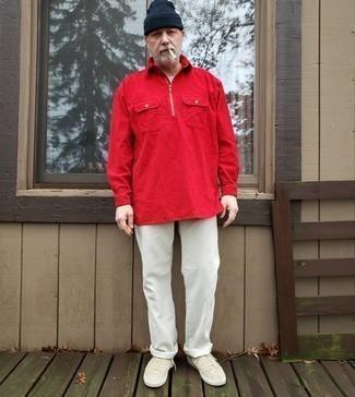 Wrinkle Resistant Claret Solid Dress Shirt