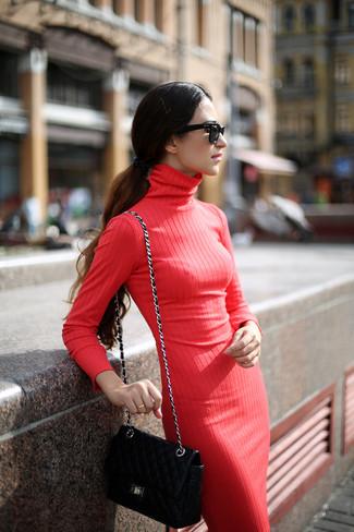 Toadco Shadowstripe Sweater Dress