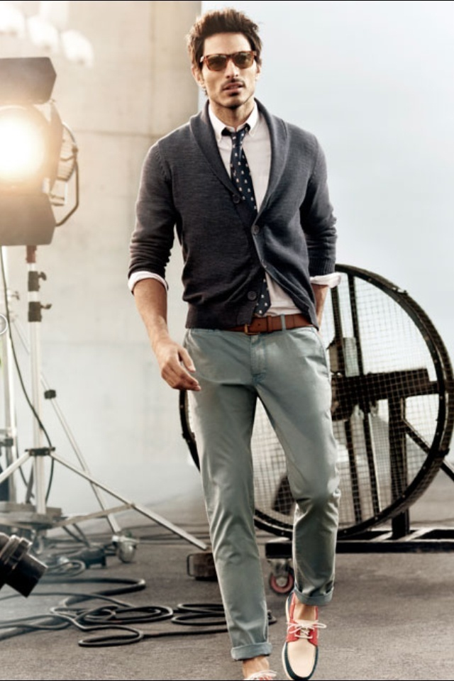 How to Wear a Charcoal Shawl Cardigan (97 looks) | Men's Fashion