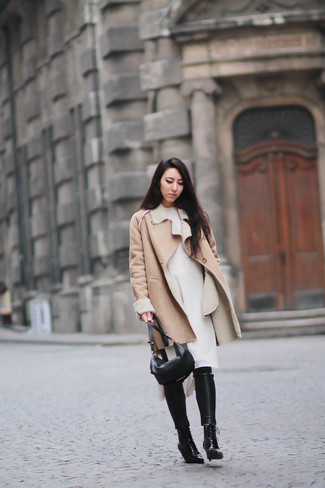 Rimini Genuine Shearling Coat